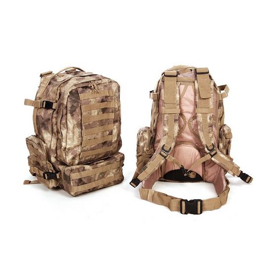 b0b5f287447 Tassen-Voordeel.nl - Legerprint rugzak Assault 60 liter